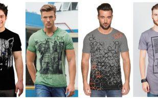 Востребованность мужских футболок вне зависимости от их вида и материала изготовления