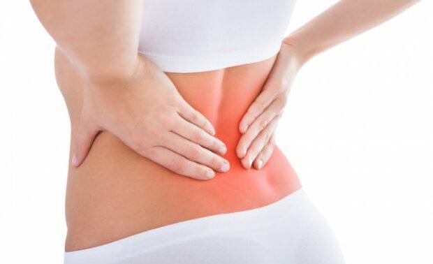 8 простых упражнений от боли в нижней части спины