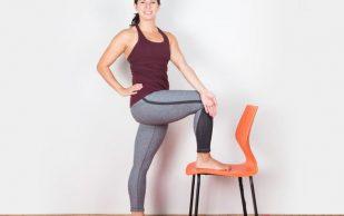 8 упражнений от болей в спине