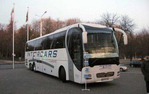 Организация автобусных перевозок
