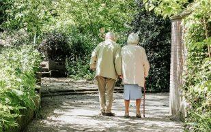Прогулки помогают пожилым сократить риск падений и переломов